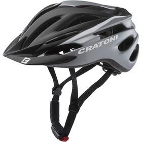 Cratoni Pacer Helmet Herr black/white matte